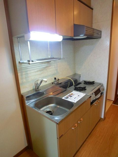 アヴァンティ野間2 / 105号室キッチン