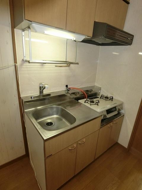 メゾン・ド・アイム / 205号室キッチン