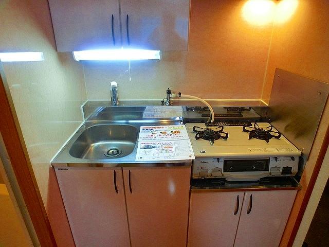 レグラス98 / 105号室キッチン
