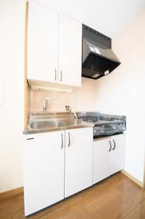 コスモコート / 210号室キッチン