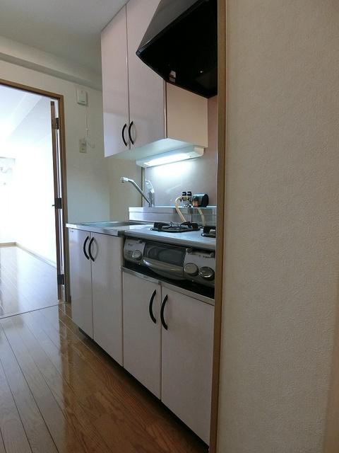 コスモコート / 312号室キッチン