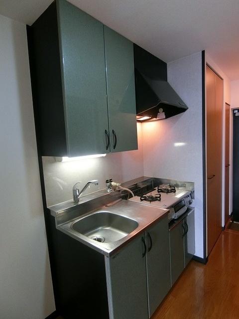 エランドール谷 / 302号室キッチン