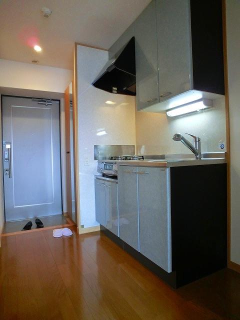 BRILLIANT36 / 203号室キッチン