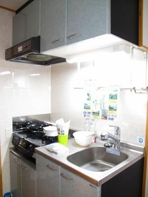 BRILLIANT36 / 401号室キッチン