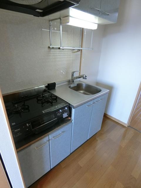 BRILLIANT36 / 403号室キッチン