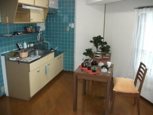 野上ビル / 401号室キッチン