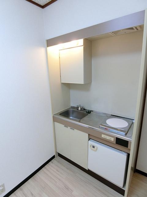 J・Oビル(ペット可) / 306号室キッチン
