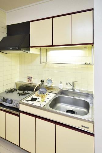 J・Oビル(ペット可) / 308号室キッチン