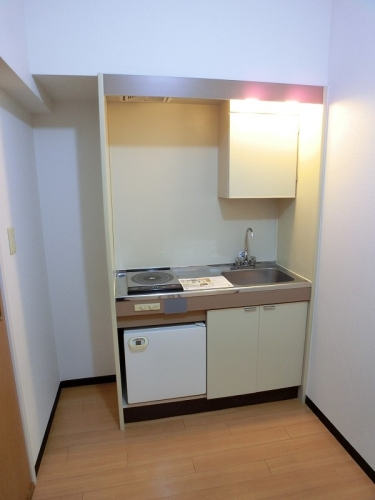 J・Oビル(ペット可) / 405号室キッチン