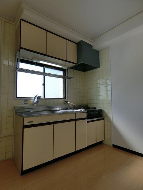 J・Oビル(ペット可) / 407号室キッチン
