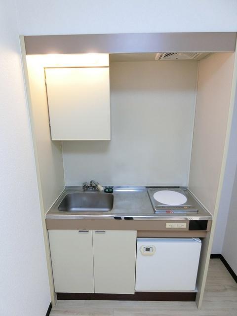 J・Oビル(ペット可) / 503号室キッチン