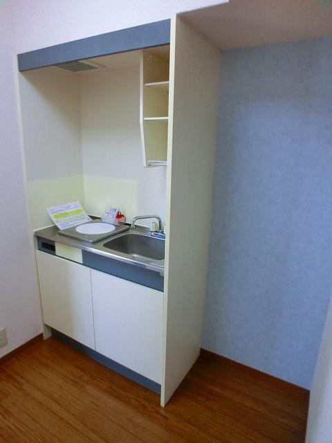 ジュネス井尻駅前 / 307号室キッチン