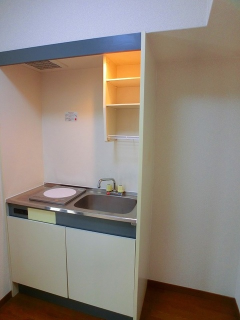 ジュネス井尻駅前 / 601号室キッチン