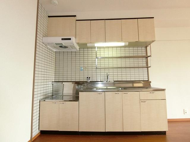 高木町2高木ビル / 402号室キッチン