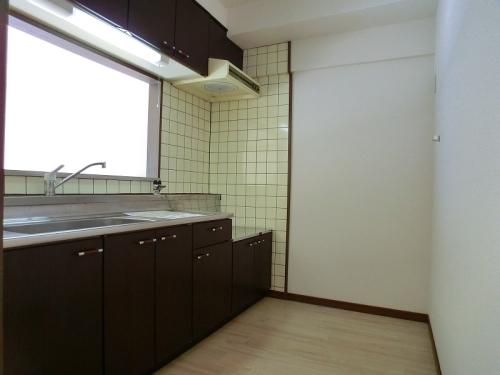 井尻第3ビル / 201号室キッチン