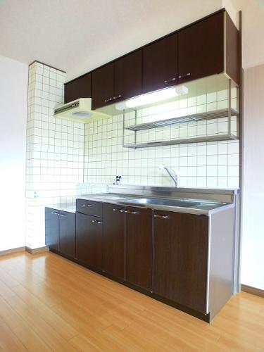井尻第3ビル / 403号室キッチン