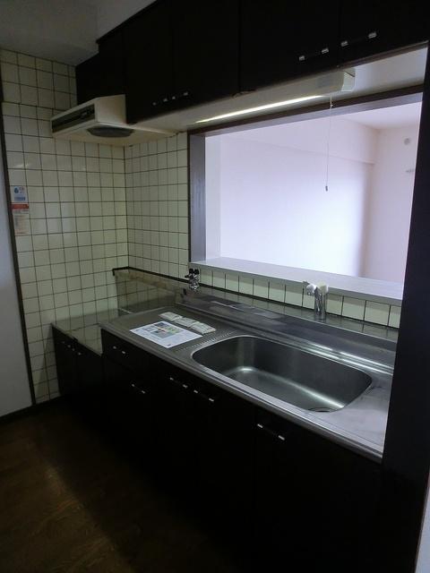 井尻第3ビル / 602号室キッチン