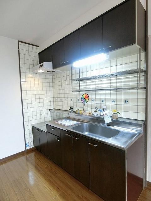 井尻第3ビル / 703号室キッチン
