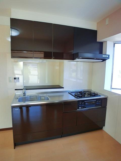池の上ハイツ / 201号室キッチン