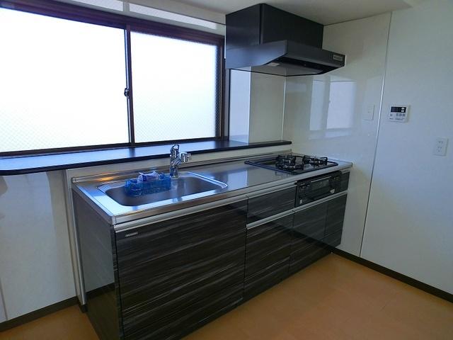 池の上ハイツ / 303号室キッチン