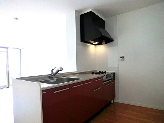 クレールブラン / 203号室キッチン