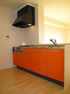 クレールブラン / 302号室キッチン