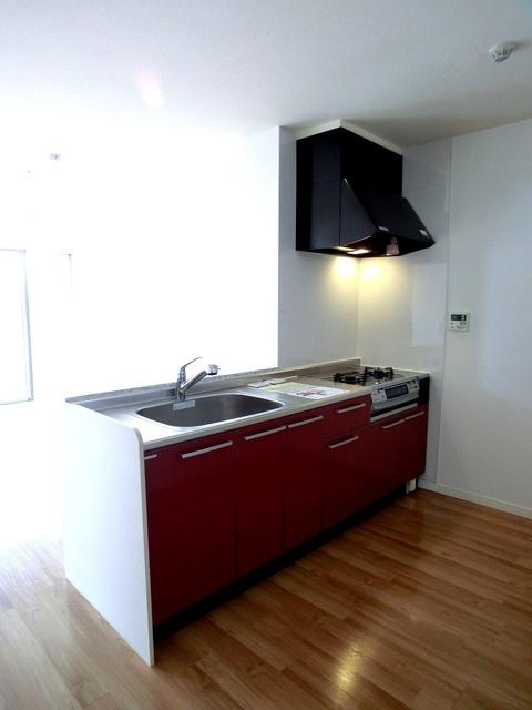 クレールブラン / 403号室キッチン