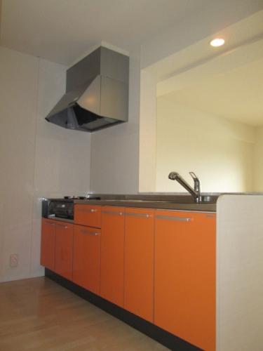 イーストパル博多Ⅱ / 502号室キッチン