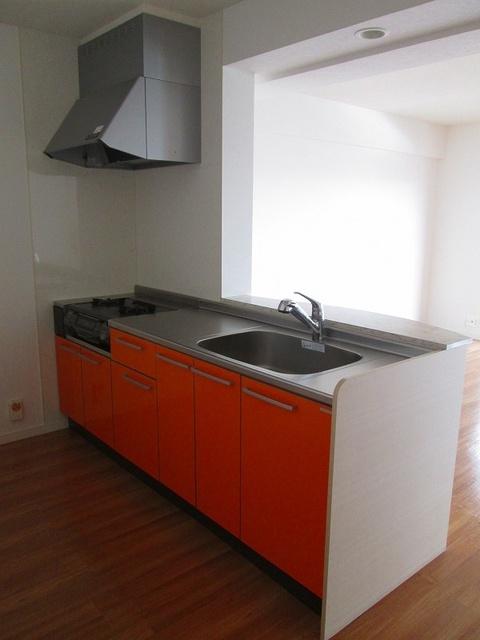 イーストパル博多Ⅱ / 503号室キッチン