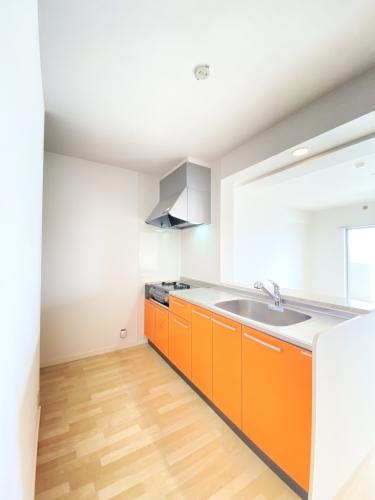 イーストパル博多Ⅱ / 601号室キッチン