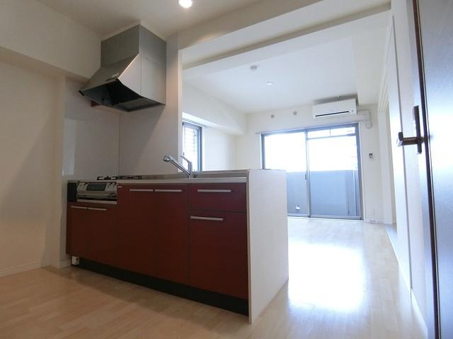 グランドゥール清水 / 301号室キッチン