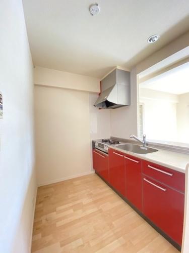 グランドゥール清水 / 403号室キッチン