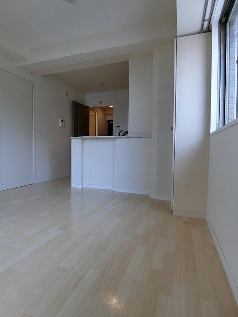 グランドゥール清水 / 501号室キッチン