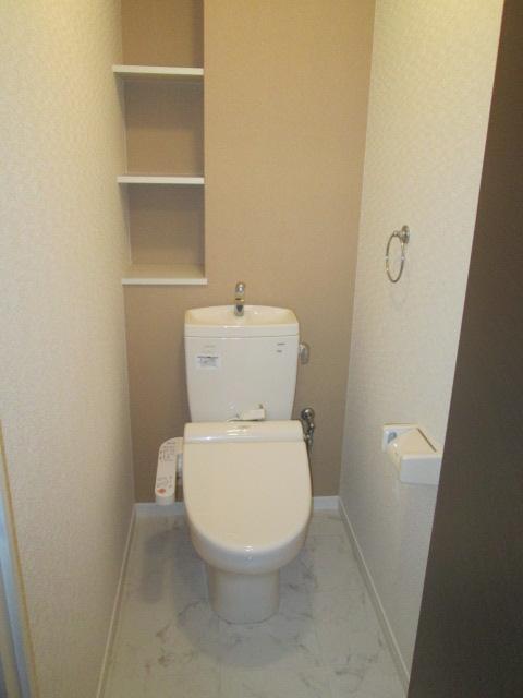 ソルモンテはかた / 703号室トイレ