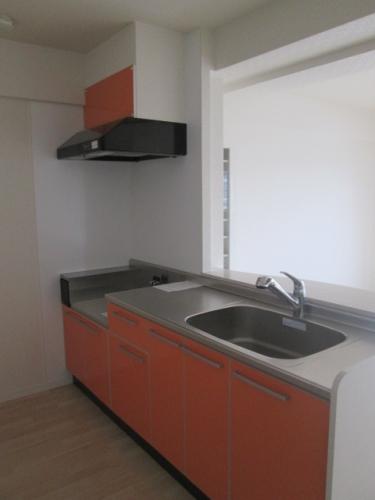 ソルモンテはかた / 906号室洗面所