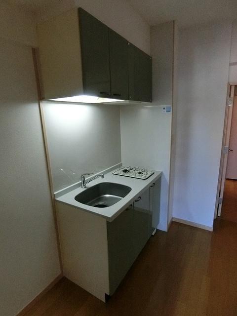 サンパティーク高宮 / 703号室キッチン