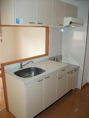 サンパティーク高宮 / 805号室キッチン