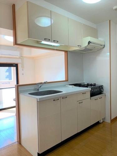 サンパティーク高宮 / 905号室キッチン