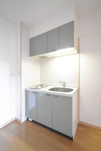 サンパティーク高宮 / 1103号室キッチン