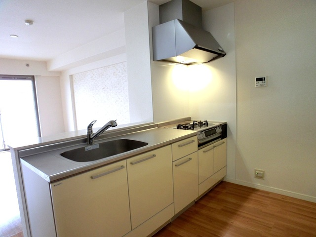 グラン・ジュテM / 502号室キッチン