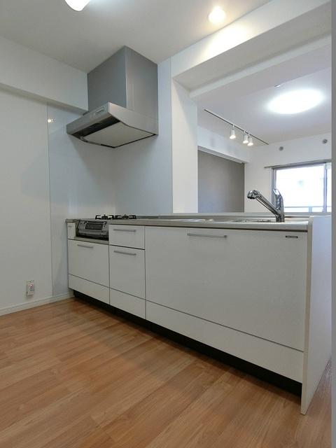 コンコルディア / 303号室キッチン
