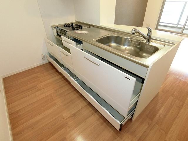 コンコルディア / 403号室キッチン