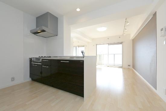 コンコルディア / 602号室キッチン