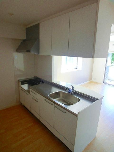 グランディア清水 / 401号室キッチン