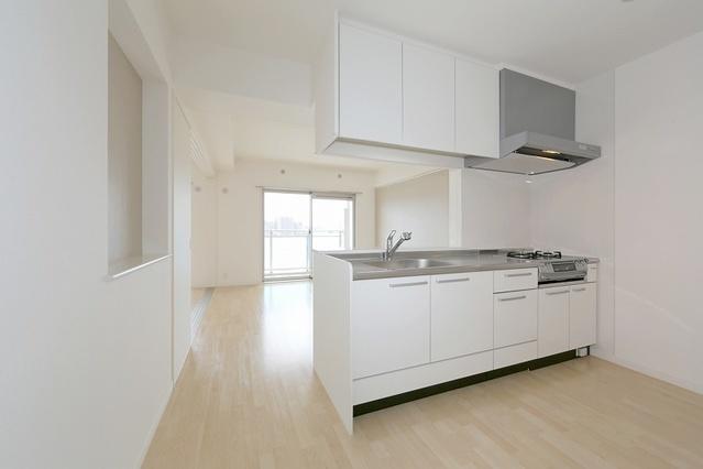 グランディア清水 / 603号室キッチン