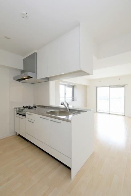 グランディア清水 / 701号室キッチン