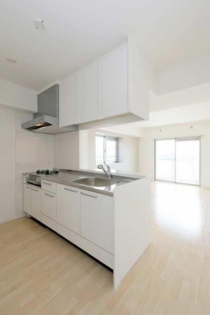 グランディア清水 / 702号室キッチン