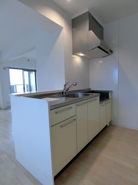 エクセル半道橋 / 506号室キッチン