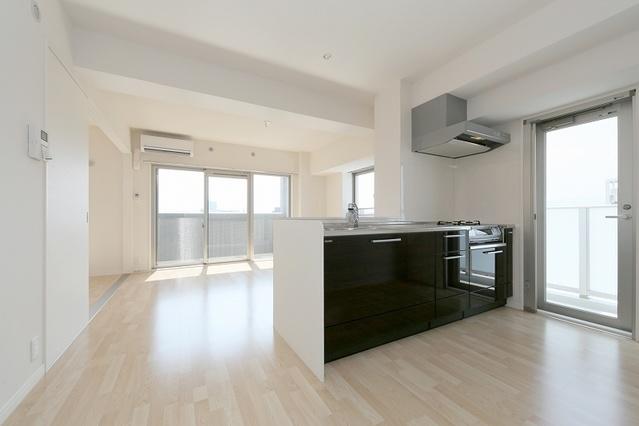 コンフォート・レジデンス / 401号室キッチン