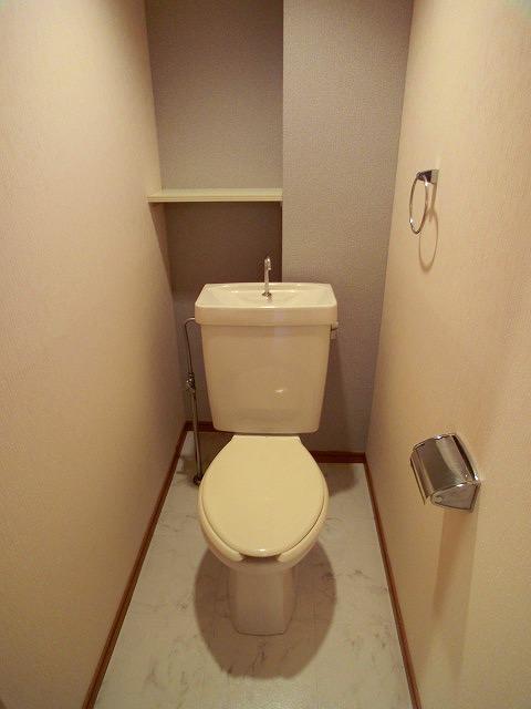 サンコート野多目 / 105号室トイレ
